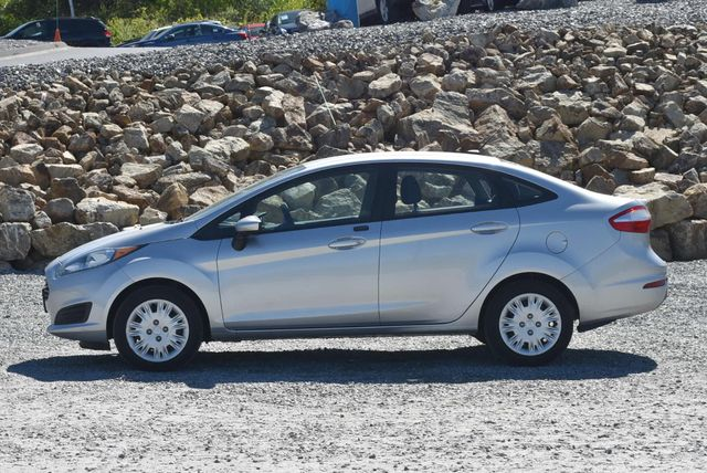 2016 Ford Fiesta S Naugatuck, Connecticut 1