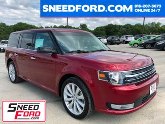 2016 Ford Flex SEL in Gower Missouri, 64454