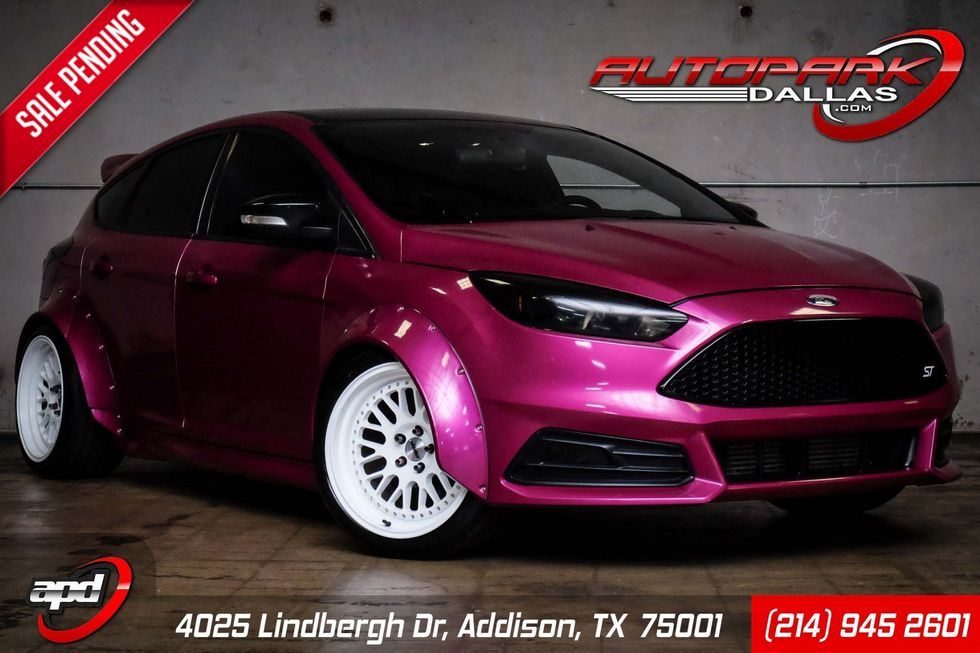 2016 Ford Focus St Wide Body W Many Upgrades