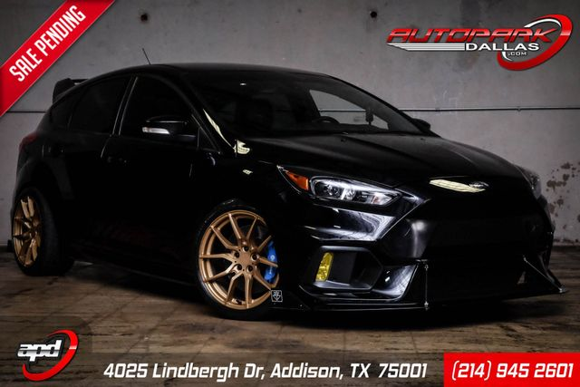 2016 Ford Focus RS Big Turbo