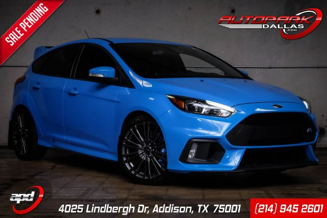 2016 Ford Focus RS AWE Exhaust, Intake and Tuned