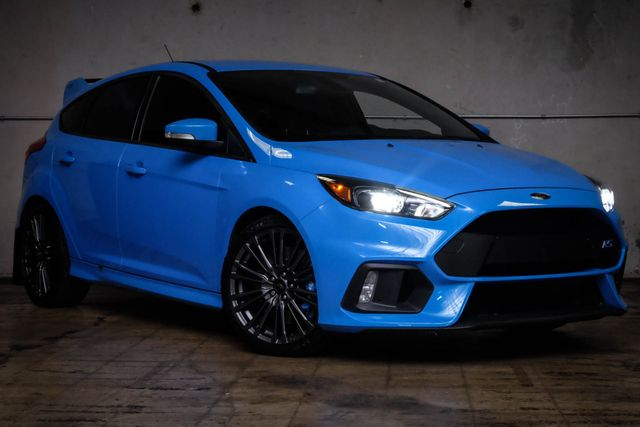 2016 Ford Focus RS AWE Exhaust, Intake and Tuned in Addison, TX 75001