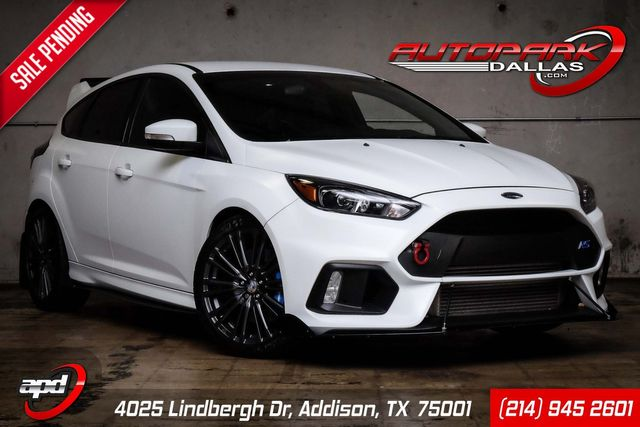 2016 Ford Focus RS w/ MANY Upgrades