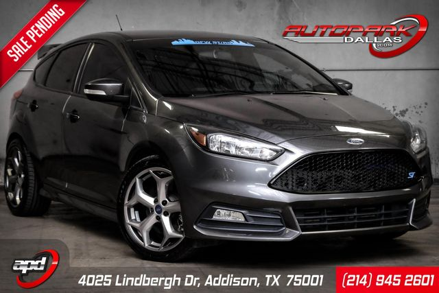 2016 Ford Focus ST COBB stage-2
