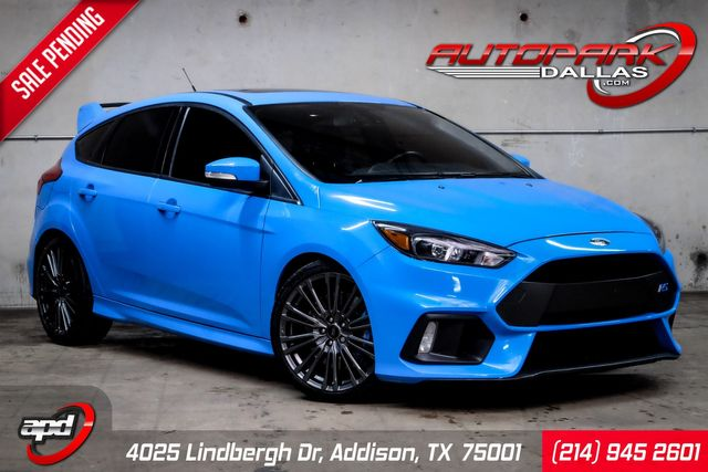 2016 Ford Focus RS w/ RS2 Package & REMUS Exhaust in Addison, TX 75001