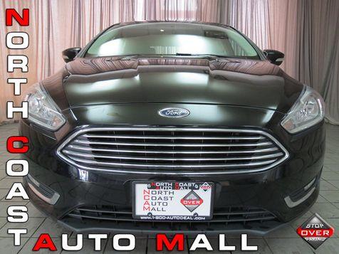 2016 Ford Focus Titanium in Akron, OH