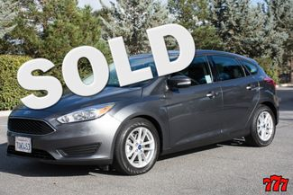 2016 Ford Focus SE in Atascadero CA, 93422