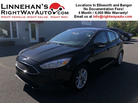 2016 Ford Focus SE in Bangor
