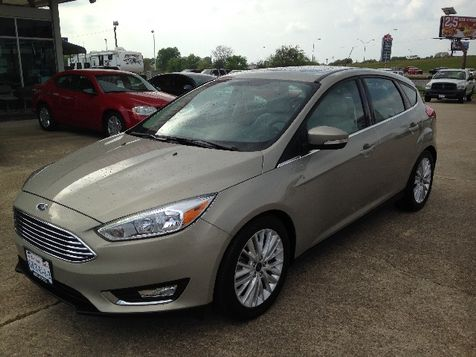 2016 Ford Focus Titanium in Bossier City, LA