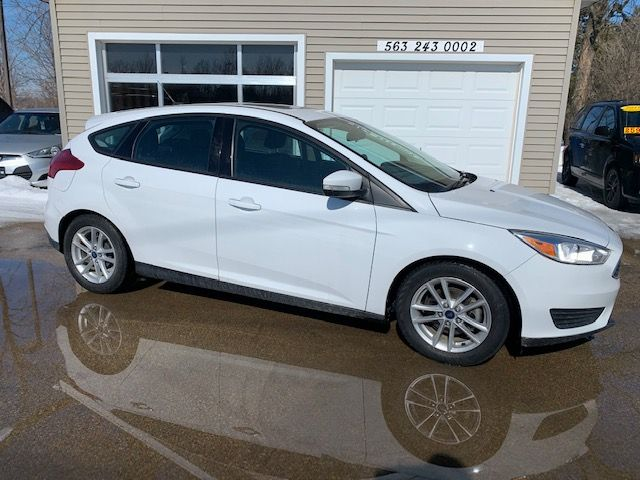 2016 Ford Focus SE in Clinton, IA 52732