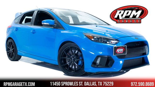 2016 Ford Focus RS Big Turbo with Many Upgrades, Over 40k Invested