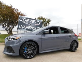 2016 Ford Focus RS Sedan Ricardo Seats, Only 24k in Dallas, Texas 75220