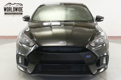 2016 Ford FOCUS RS ADV1 WHEELS 350HP AWD  | Denver, CO | Worldwide Vintage Autos in Denver, CO