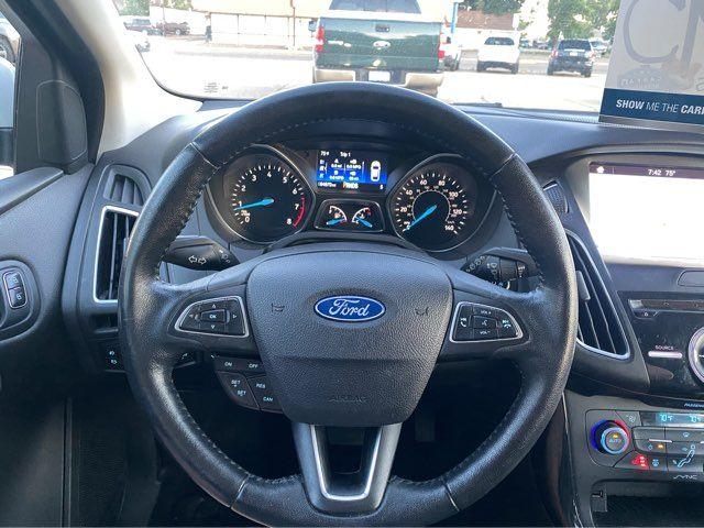 2016 Ford Focus Titanium in Dickinson, ND 58601