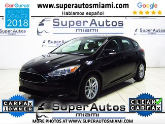 2016 Ford Focus SE in Doral FL, 33166