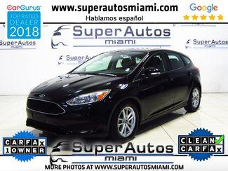 2016 Ford Focus SE in Doral, FL 33166