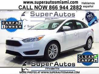 2016 Ford Focus SE in Doral FL, 33166