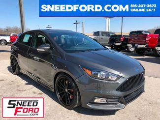 2016 Ford Focus ST in Gower Missouri, 64454