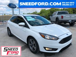 2016 Ford Focus SE Sedan in Gower Missouri, 64454