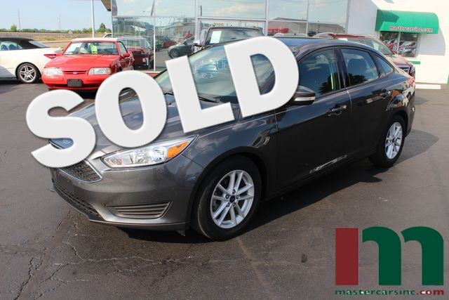 2016 Ford Focus SE | Granite City, Illinois | MasterCars Company Inc. in Granite City Illinois