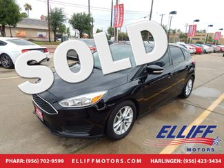 2016 Ford Focus SE in Harlingen TX, 78550