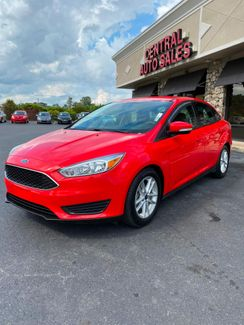 2016 Ford Focus SE | Hot Springs, AR | Central Auto Sales in Hot Springs AR