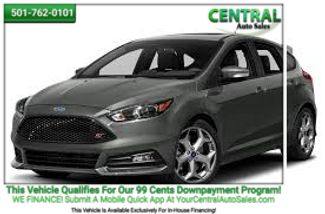 2016 Ford Focus in Hot Springs AR