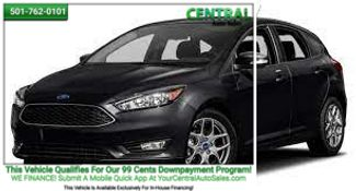 2016 Ford Focus S | Hot Springs, AR | Central Auto Sales in Hot Springs AR