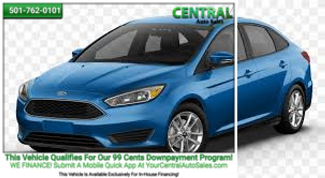 2016 Ford Focus Titanium | Hot Springs, AR | Central Auto Sales in Hot Springs AR
