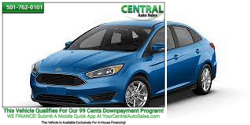 2016 Ford Focus SE   Hot Springs, AR   Central Auto Sales in Hot Springs AR