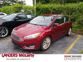 2016 Ford Focus in Huntsville Alabama