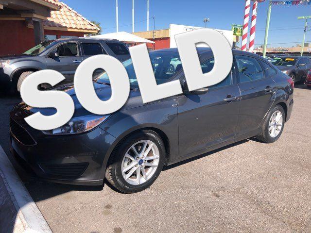 2016 Ford Focus SE CAR PROS AUTO CENTER (702) 405-9905 Las Vegas, Nevada