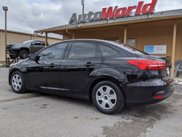 2016 Ford Focus S in Marble Falls, TX 78654