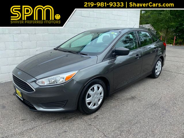 2016 Ford Focus S