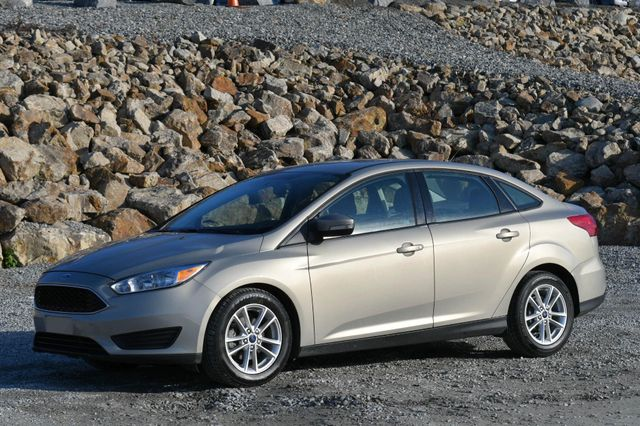 2016 Ford Focus SE Naugatuck, Connecticut