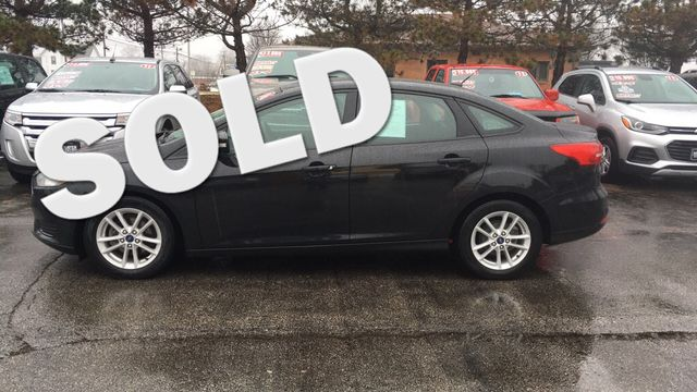 2016 Ford Focus SE Ontario, OH