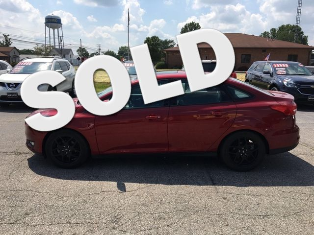2016 Ford Focus SE in Ontario, OH 44903