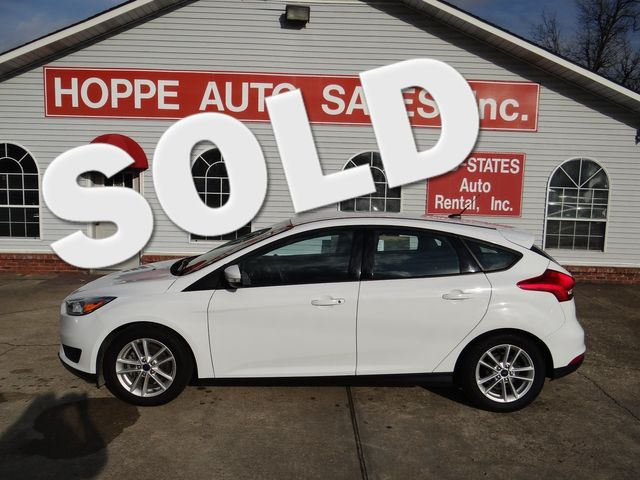 2016 Ford Focus SE | Paragould, Arkansas | Hoppe Auto Sales, Inc. in  Arkansas
