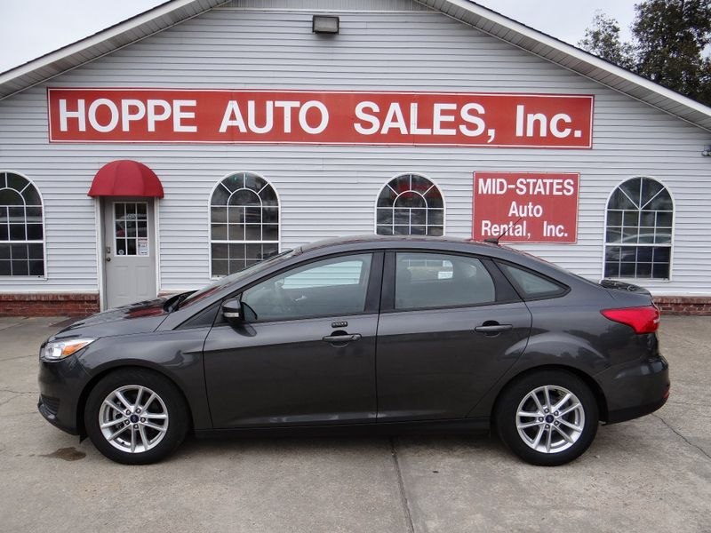 2016 Ford Focus SE | Paragould, Arkansas | Hoppe Auto Sales, Inc. in Paragould Arkansas