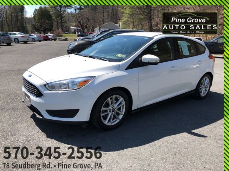 2016 Ford Focus SE | Pine Grove, PA | Pine Grove Auto Sales in Pine Grove, PA
