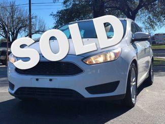 2016 Ford Focus SE in San Antonio, TX 78233
