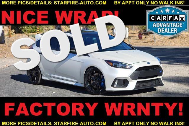 2016 Ford Focus RS Santa Clarita, CA