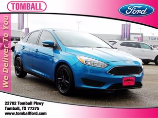 2016 Ford Focus SE in Tomball, TX 77375