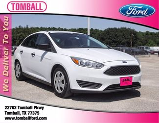 2016 Ford Focus S in Tomball, TX 77375