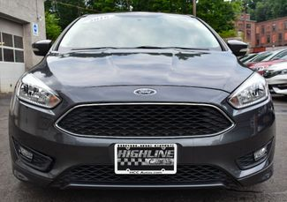 2016 Ford Focus SE Waterbury, Connecticut 8