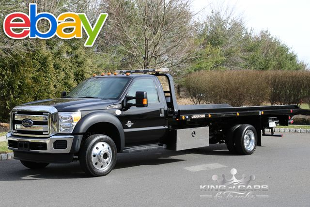 2016 Ford Ford F550 Xlt Jerr-Dan ROLLBACK 6.7L DIESEL 22K MILES SHOWROOM CONDITION