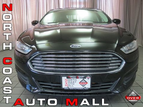 2016 Ford Fusion S in Akron, OH