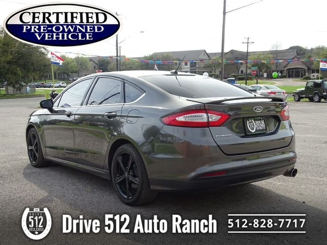 2016 Ford Fusion SE in Austin, TX 78745