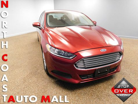 2016 Ford Fusion S in Bedford, Ohio