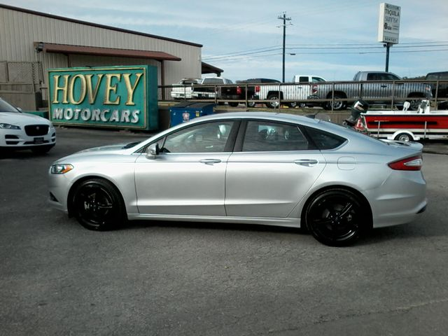 2016 Ford Fusion SE Boerne, Texas 0